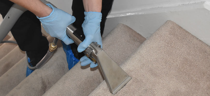 Flight of Stairs Cleaning London